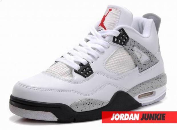 819aa8de72d5 Air Jordan 4 Cement