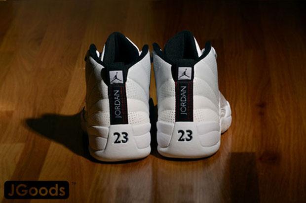 """The Custom Air Jordan 12 """"Fadeaway""""  9c25b2c30"""