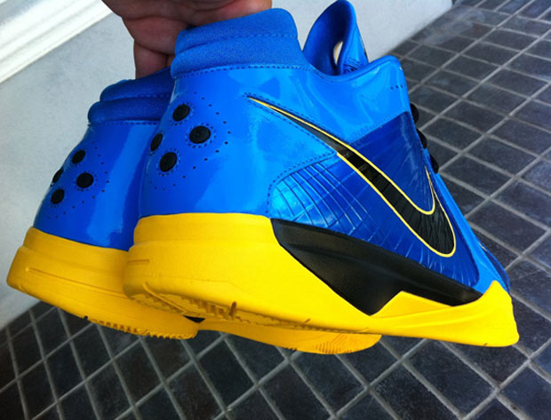 """d22466ef9ab Nike Zoom KD III ID """"Entourage"""""""