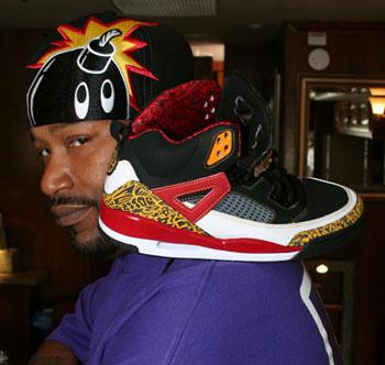 Bun B s Air Jordan Sneaker Game  ffc3c48b1