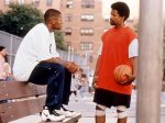 "Ray Allen In ""He Got Game"" Rocking The Pearls"