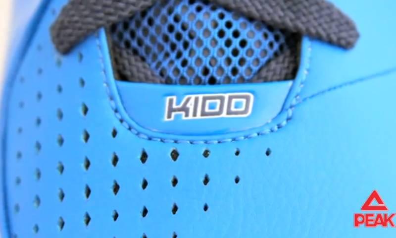 """Video  Jason Kidd Talks """"Peak"""" Sneakers  3a5129d8b"""