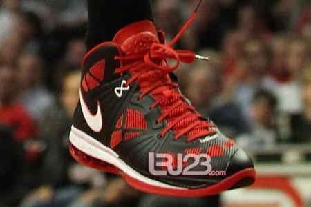 lebron 8 ps away. Nike LeBron 8 PS Away PE