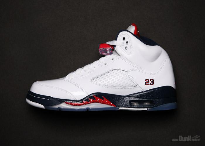 1e142d1cae2dd2 New Photos Of The Air Jordan 5 Retro GS
