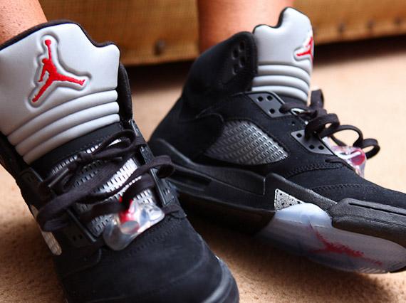 finest selection d6598 89790 New Images Of The Air Jordan Retro 5 By  Atlantagotsole   Kicks ...