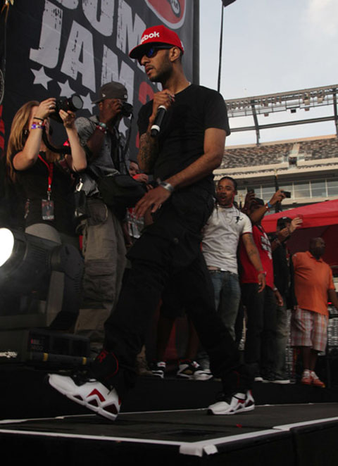 b6899fa9174 Hot97 Summer Jam Sneaker Sightings