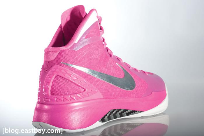 buy online 28753 fffb0 Kay Yow Nike Hyperdunk 2011 Via Eastbay  Kicks Addict l The