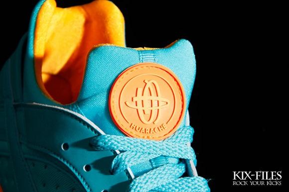 "new styles 36dc2 f28dd Nike Women s Huarache Dance Low ""Chlorine Blue""   Kicks Addict l The ..."