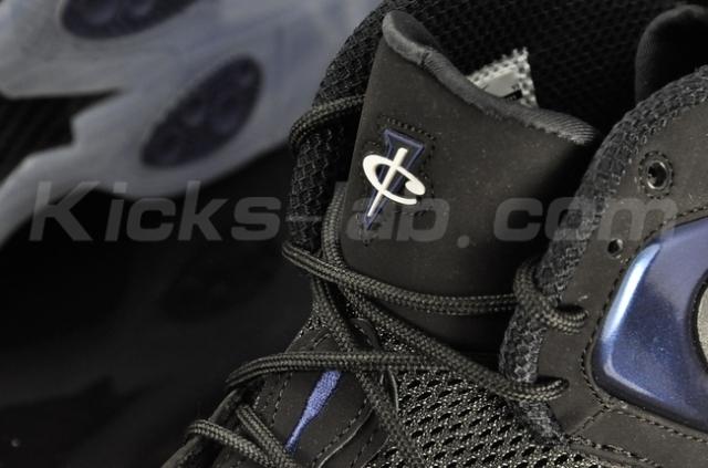 973a6e2a30c1a5 Nike Zoom Rookie Black Metallic Blue