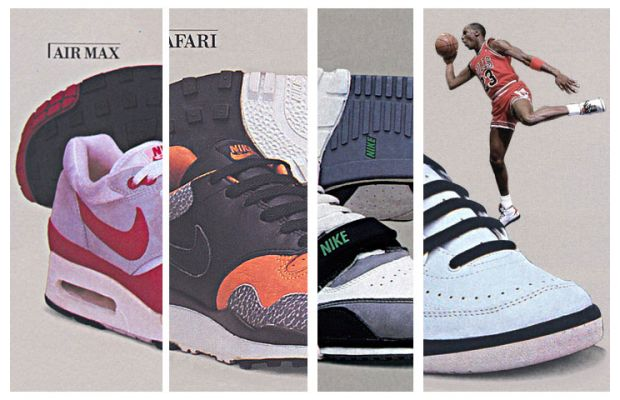 info for a34ee ce288 The Greatest Year In Nike History — 1987 Nike Catalog Scans By ...