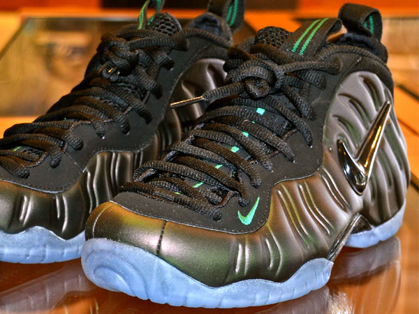 """best sneakers 385a5 93a9a Nike Air Foamposite Pro """"Dark Pine"""" New Images"""