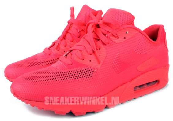 nike air max 90 hyperfuse red