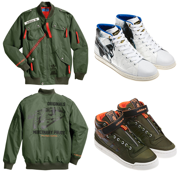 Adidas Originals Star Wars Collection  b8687d594
