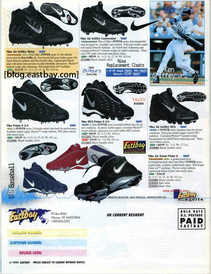 601c86028 Memory Lane  Nike Baseball Classics From  Eastbay