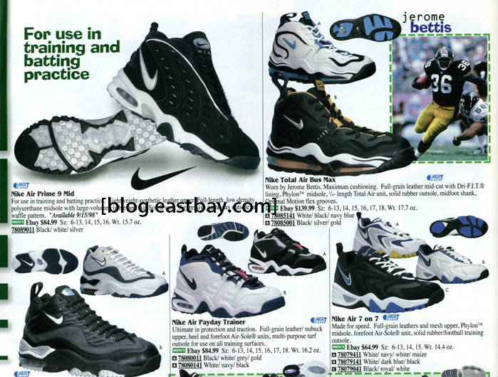 87e81e627ef3 Memory Lane  Nike Total Air Bus Max By  Eastbay