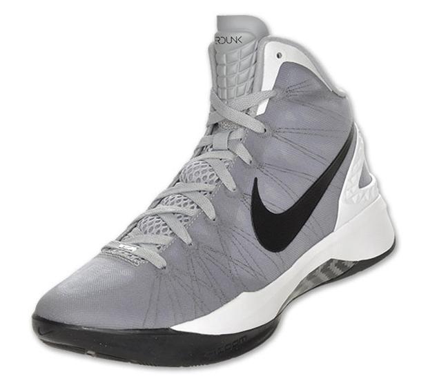 cheaper 68acb 7fbd3 Nike Hyperdunk 2011 Cool Grey And Black