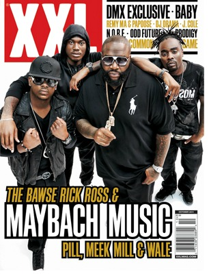 40f716dea59 MMG Covers New XXL Magazine –  Wale Rockin  The Pewter Foamposites ...