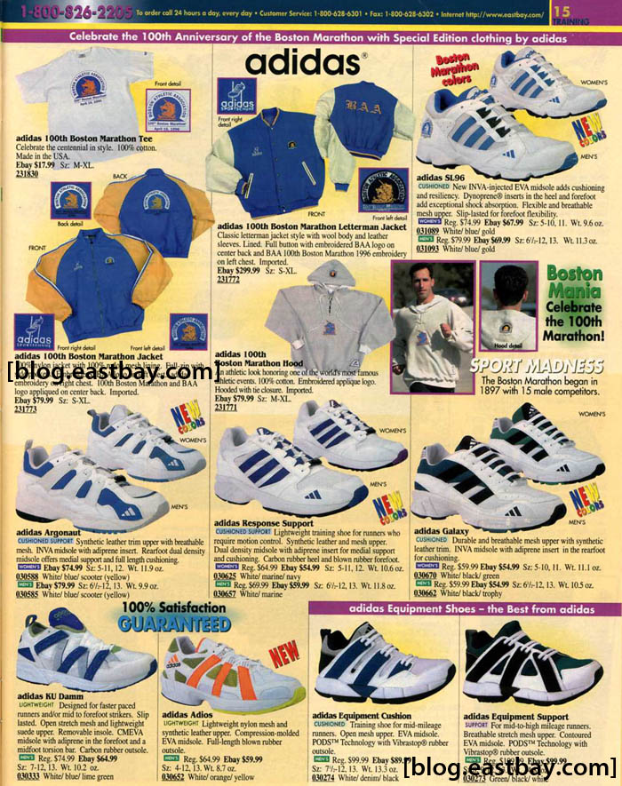 e5bb14747828 Memory Lane  adidas Running   Training 1996 Via  Eastbay
