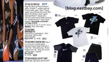 c2714fae53b4a Memory Lane  Nike Air Penny 2   Apparel By  Eastbay