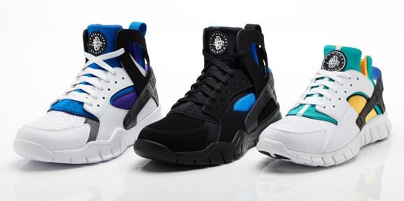 Nike Huarache Free 2012: Basketball And Running | Kicks Addict l ...