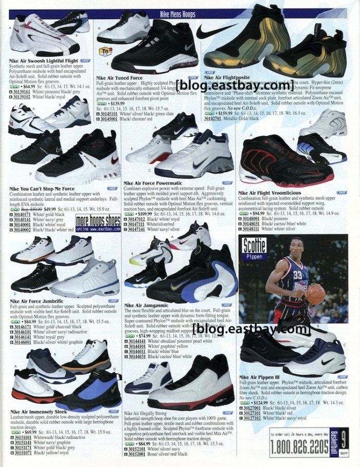 7acdfda68e8e Memory Lane   98- 99 NBA Lockout Kicks By  Eastbay