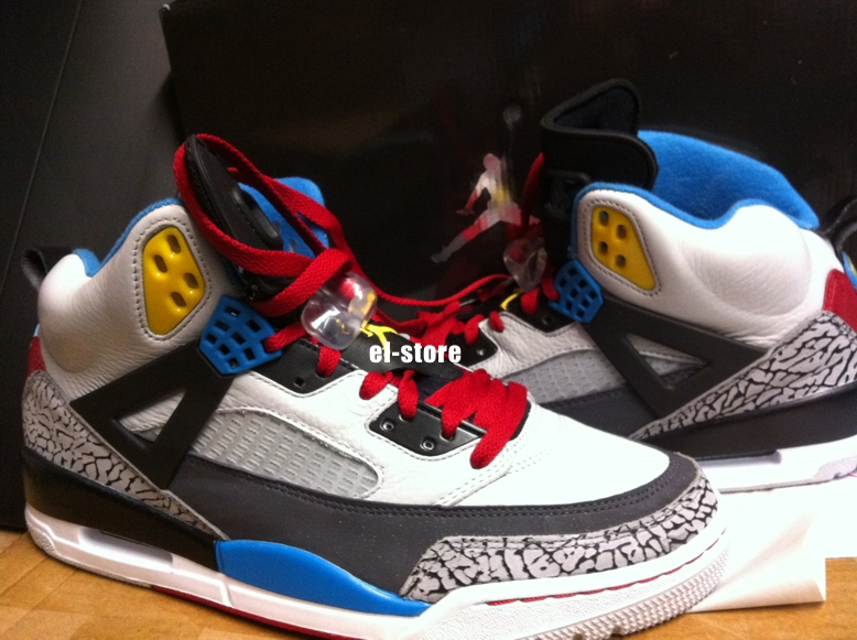 new styles dc03f 94b8e 2012 Nike Air Jordan Spizike Bordeaux Available Early On Ebay