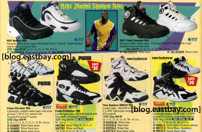 6e92eb7a5 Memory Lane  20th Anniversary Of Magic s Retirement By  Eastbay ...