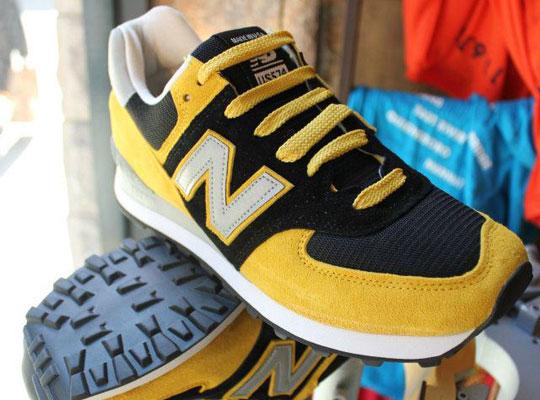 "New Balance 574 ""2011 New York City Marathon""  3f897e6187"