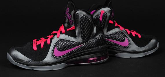 "57213cbedbc Reminder  Nike Lebron 9 ""Miami Nights"" Release Today"