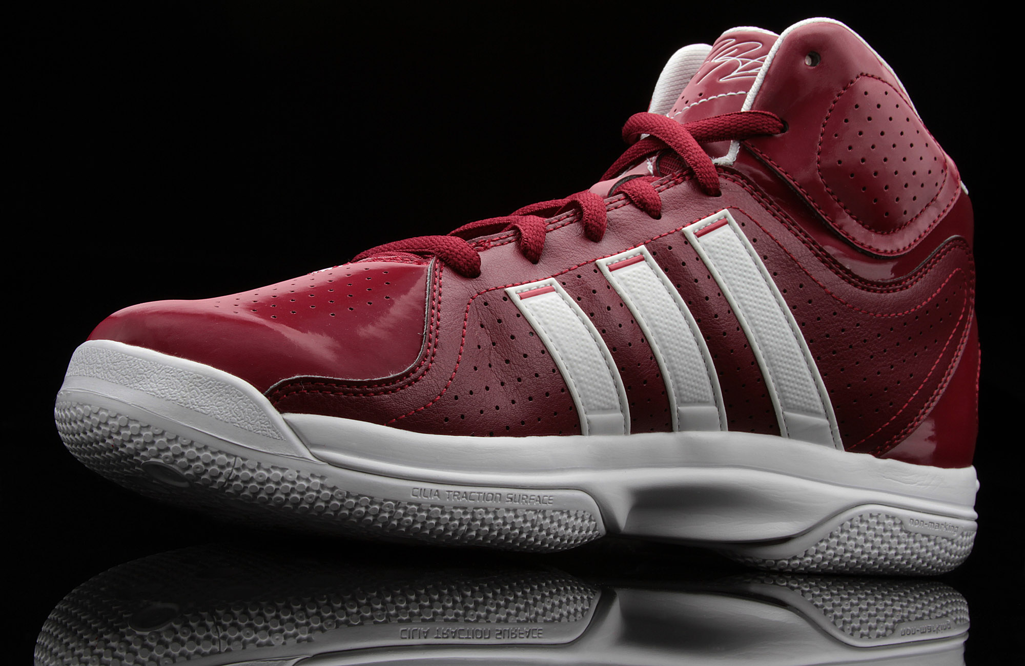 7f24d7b31f Adidas Aggies Edition Basketball Shoes