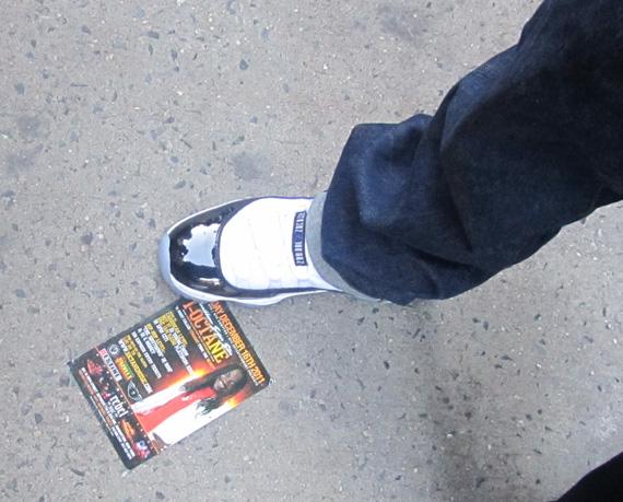 ae48fa47e7e Kicks Sightings  Styles P Spotted Out Rockin The Air Jordan XI ...