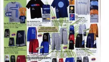 569aa6e0c1d28c Memory Lane  Early 2000 Nike Basketball Apparel Via  Eastbay