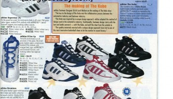 new styles 404aa 90a61 Memory Lane A Look Back At The adidas The Kobe By Eastbay