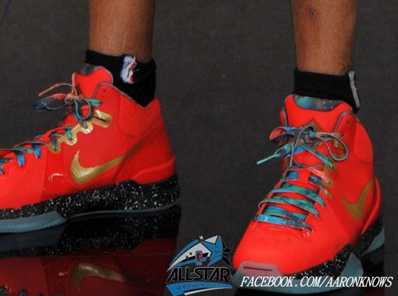 """014afe16ee8 2012 Nike NBA All-Star """"Galaxy"""" PE s"""