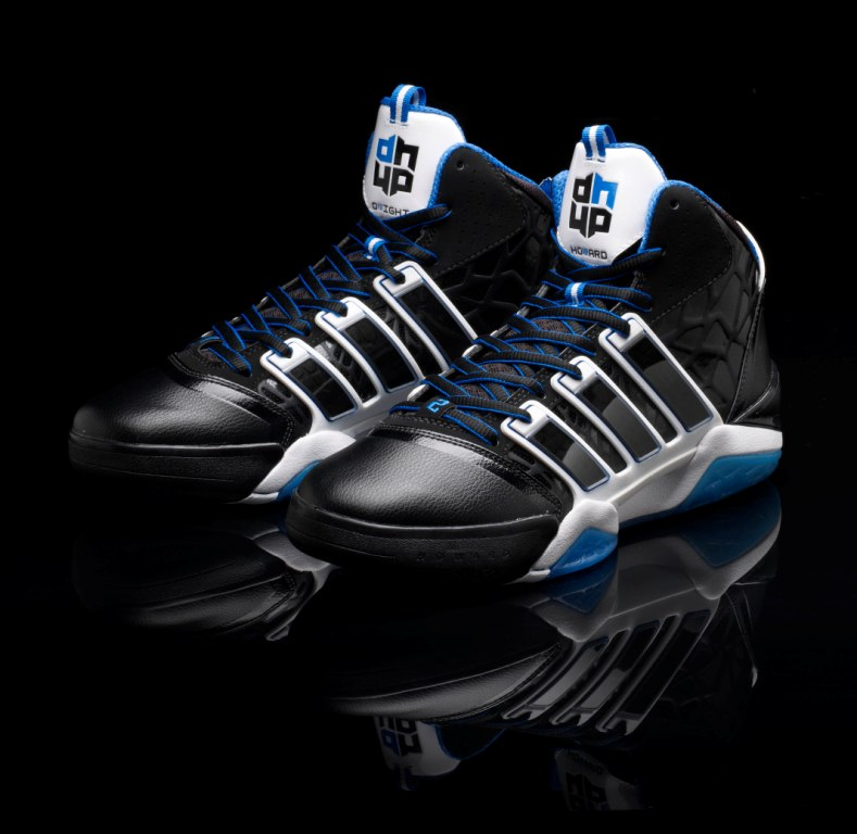 premium selection 5614f 5c059 VIDEO Dwight Howard Debuts adidas adiPower Howard 2 Signatur