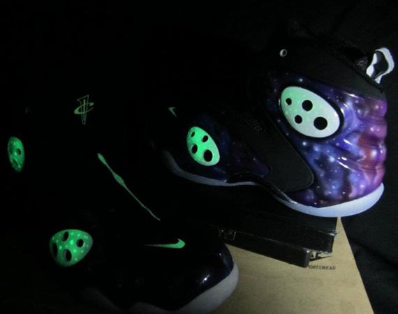 "c7339bf8feb0ff Nike Zoom Rookie ""Galaxy"" Custom"