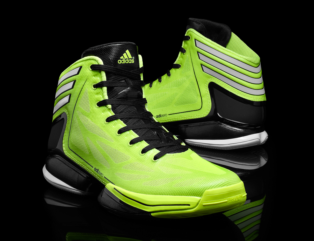 The adizero Crazy Light 2 weighs in at 9.5 ounces and presents ... f9c59366dd