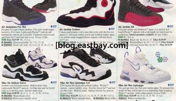 a2f7093f613c4b Memory Lane  Air Jordan XII and Nike Basketball 1998 By  Eastbay