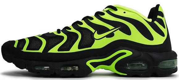 Nike Air Max Plus Fuse – Volt | Billionaire Kicks