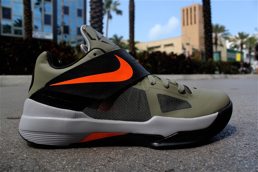 """a9258db35a1f Nike Zoom KD IV """"Undefeated"""""""