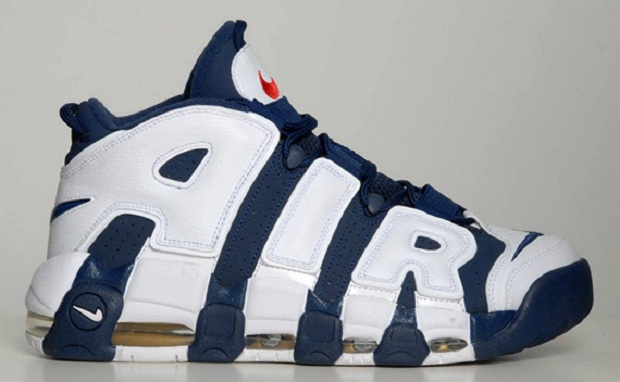 """Nike Air More Uptempo """"Olympic""""  2b9dcb6d7195"""