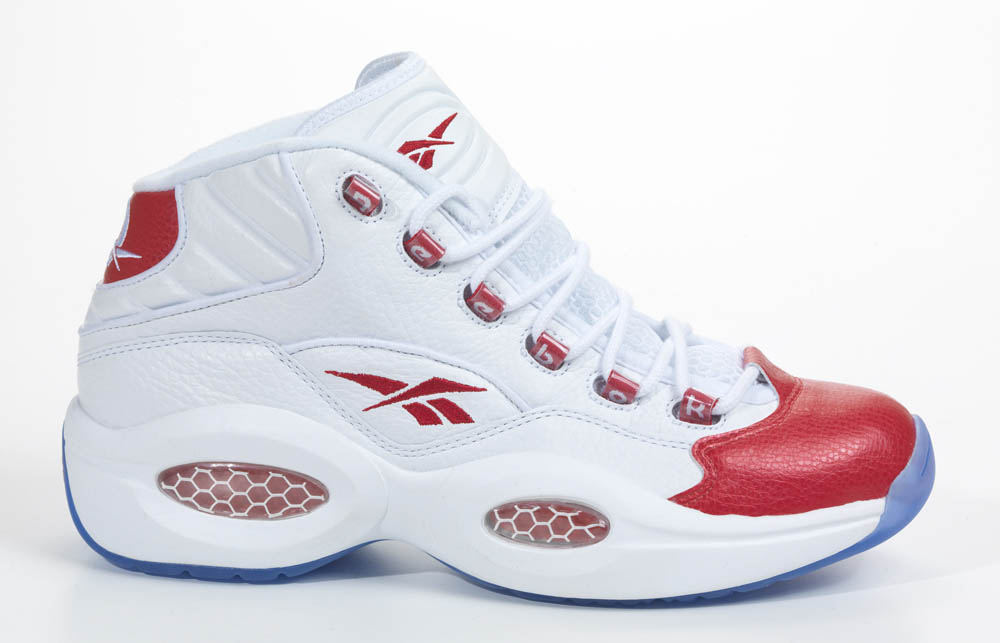best website 4162b 73209 New Images Of The Reebok Question – White Red