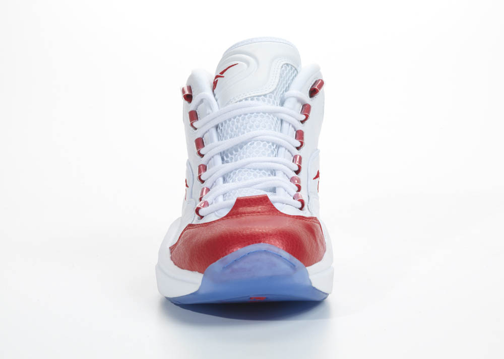 New Images Of The Reebok Question – White Red Kicks Addict l The . 228903805