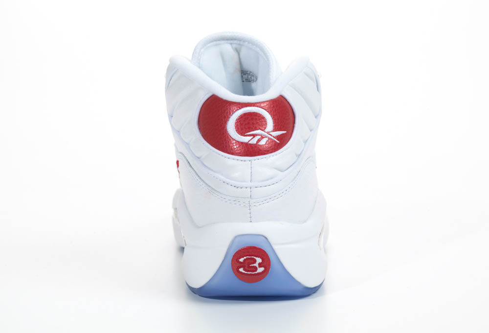 low priced 2a177 042ff New Images Of The Reebok Question – White Red   Kicks Addict l The ...