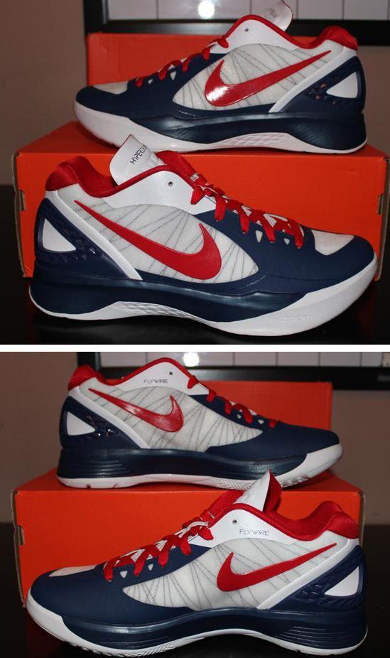 "4aac35c01d4 Ebay  Nike Zoom Hyperdunk 2011 Low ""USA"" Sample"
