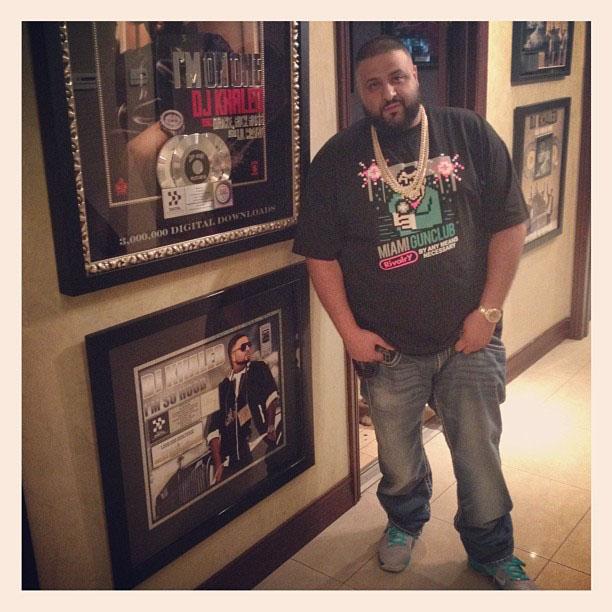 f5ee6434e4a81 Celebrity Sneaker Battle  The Game Vs Dj Khaled – The Nike Lebron 9 ...