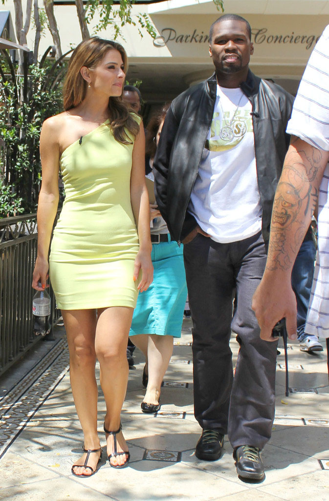 bfaed45dd60a Celebrity Kicks Sightings   50Cent Spotted In The Nike Lebron 9 P.S. ...
