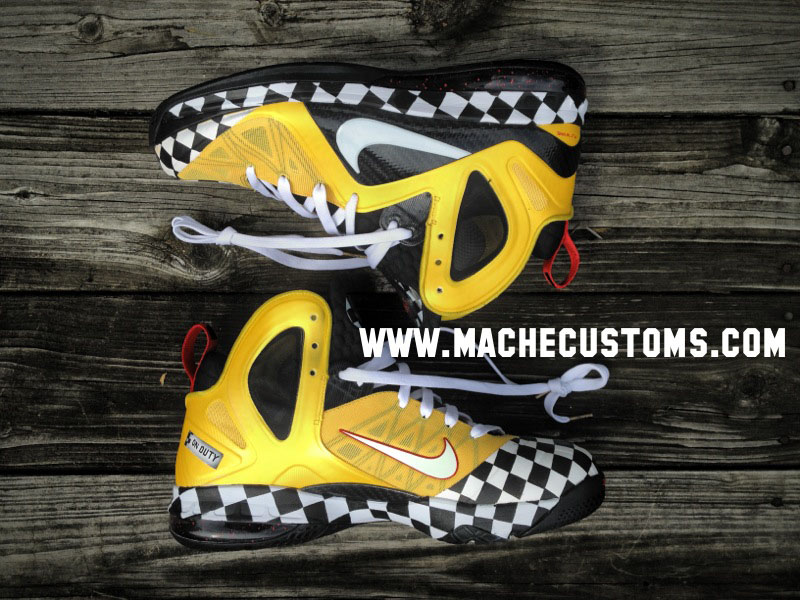brand new 9e9d4 5e2b4 Mache took the Taxis and made them TAXIS..dope!