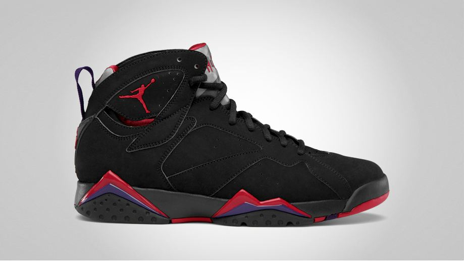 """d5a3071d17a4 Air Jordan VII """"Raptor"""" Release"""