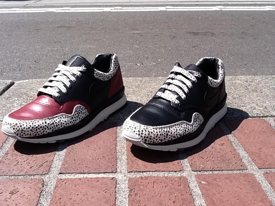 premium selection 15e82 a6ba9 Nike Air Safari Premium NRG Black Black-Dark Team Red 543261 030. MSRP  90